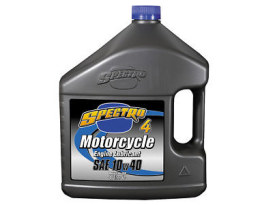 Spectro 4 Engine Oil. 10w40 4 Liter Bottle.