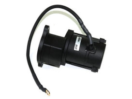 1.4kw Starter Motor - Black. Fits Big Twin 1965-Early 1979.