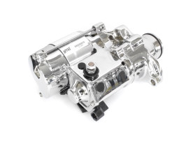 1.4kw Starter Motor - Chrome. Fits Softail 2007-2017, Dyna 2006-2017 & Touring 2007-2016.