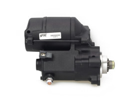 1.4kw Starter Motor - Black. Fits Sportster 1981up.