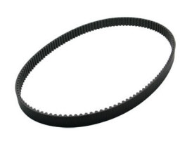 132 Tooth x 1-1/8in. wide Final Drive Belt. Fits Dyna 2006 with 68 Tooth Rear Pulley.