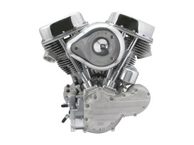 93ci Alternator / Generator Style Panhead Engine - Natural.