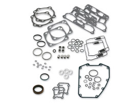 Engine Gasket Kit. Fits Twin Cam 1999up with 4-1/8