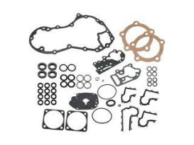 Engine Gasket Kit; Fits S&S KN Engine with 3-5/8
