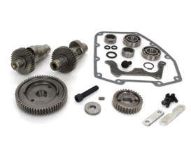 625GE Gear Drive Easy Start Camshaft Kit. Fits Twin Cam 1999-2006.
