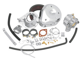 Super E Carburettor Kit. Fits Sportster 1979-1985.