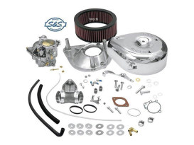 Super E Carburettor Kit. Fits Sportster 1986-1990.
