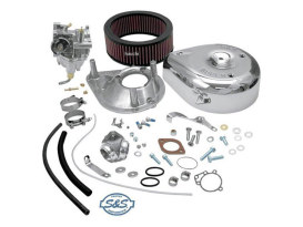 Super E Carburettor Kit. Fits Big Twin 1979-1984.