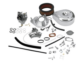 Super E Carburetor Kit. Fits Evo Big Twin 1993-1999.