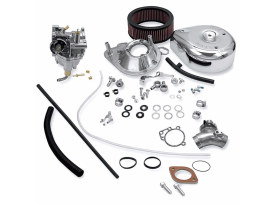 Super E Carburetor Kit. Fits Twin Cam 1999up.