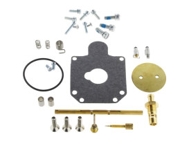Carburettor Master Rebuild Kit. Fits S&S Super B Carburettor.