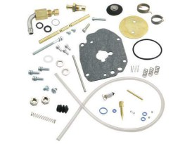 Carburettor Master Rebuild Kit. Fits S&S Super E Carburettor.