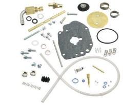 Carb Rebuild Kit; Master Super E