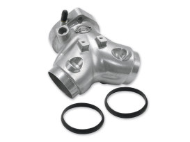 Inlet Manifold. Fits Twin Cam 2006up with 96ci, 103ci or 106ci Engine, S&S Single Bore EFI & 4.937