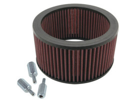 Air Filter Element; E or G Carburettor. High Flow Element * 1