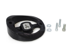 Adapter Plate for Milwaukee-Eight Stealth Air Cleaner to re-use Stock Touring Air Cleaner Cover.