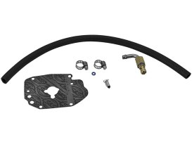 Fuel Line Upgrade Kit; Fits Early S&S Super E & G Carburettor.