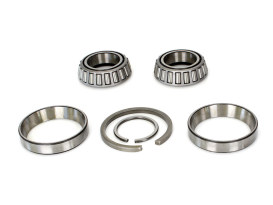 Genuine Timken Bearing Kit. Left Crank Case Bearing. Big Twin 1969-2002.