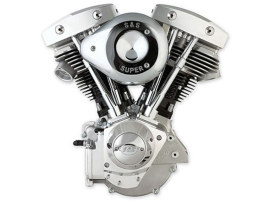 93ci Alternator Style Shovel Engine - Natural. </P><P>