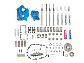 Cam Chest Kit with 550G Gear Drive Camshaft. Fits Touring 2017up & Softail 2018up.
