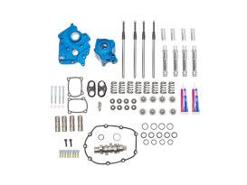 Cam Chest Kit with 540C Chain Drive Camshaft. Fits Touring 2017up & Softail 2018up with Oil Cooled Engines.