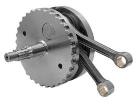 4in. Stroke Flywheel Assembly. Fits Twin Cam Softail 2003-2006.