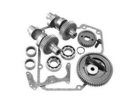 625G Gear Drive Camshaft Kit. Fits Dyna 2006 & Twin Cam 2007-2017.