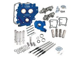 Cam Chest Kit with 583CE Chain Drive Easy Start Cams. Fits Twin Cam 2007-2017.