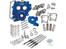 Cam Chest Kit with 585CE Chain Drive Easy Start Cams. Fits Twin Cam 2007-17.