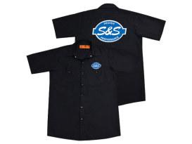 S&S Mechanics Work Shirt - X-Large