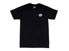 S&S Cycle Slim Classic Pocket T-Shirt. Medium