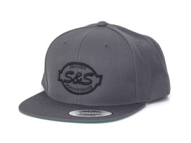 S&S Classic Snapback - Grey.