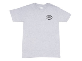 S&S Cycle Stroker Power Grey T-Shirt - Large.