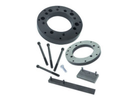 Torque Plate Kit. Fits Big Twin 1984-1999 with 4-1/8