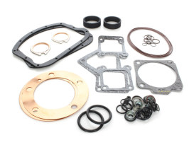 Gasket Kit;Top End, Big Twin'66-84 3-1/2