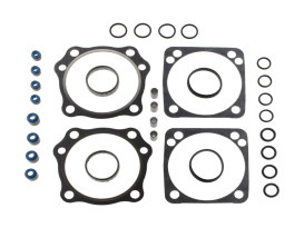 Top End Gasket Kit. Fits Evo & Twin Cam 1984up with 4-1/8