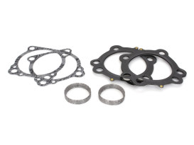 Top End Gasket Kit. Fits Sporster 1986up with S&S 1250cc, 3-9/16in. Bore Kit