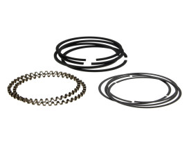 +.020in. Piston Rings. Fits Big Twin 1966-1984 with 3-5/8in. Bore.