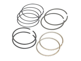 Standard Piston Rings. Fits Big Twin 1984up with 4-1/8in. Bore.