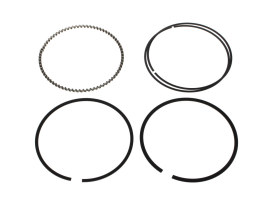Standard Piston Rings. Fits Big Twin 2007up with 4in. Bore & 110in. Big Bore Engine Kit.