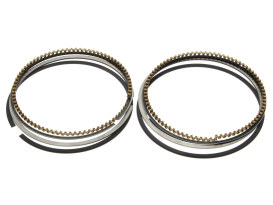 Standard Piston Rings. Fits Milwaukee-Eight 2017up with 4.250in. Bore & S&S 107ci > 124ci Big Bore Kit