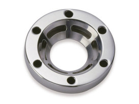 4in. Decorative Slotted End Cap. Fits Suprtrapp 4in. Exhaust or Muffler