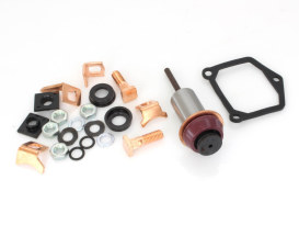 Solenoid Repair Kit. Fits Big Twin 1991-2006 with 5 Speed Transmission.