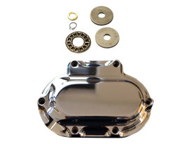 Hydraulic Clutch Cover - Chrome. Fits Dyna 2006-2017, Softail 2007-2017 & Touring 2007-2013.
