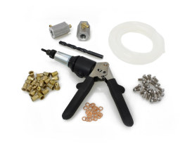 o2 Installation Rivet Kit, with hydraulic gun
