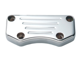 Top Clamp; Exposed Bolts Milled Chr
