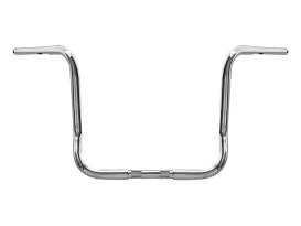 14in. x 1-1/4in. Chuppy Bagger Ape Handlebar - Chrome. Fits Touring 1996up with Fairing.