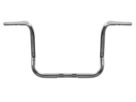 12-1/2in. x 1-1/4in. Chuppy Bagger Ape Handlebar - Chrome. Fits Touring 1996up with Fairing.