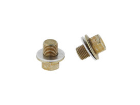 Bungs; 12mm o2 Sensors(Pair)